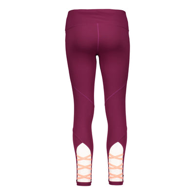 Raiski Korudon R+ purple training pants for curvy women
