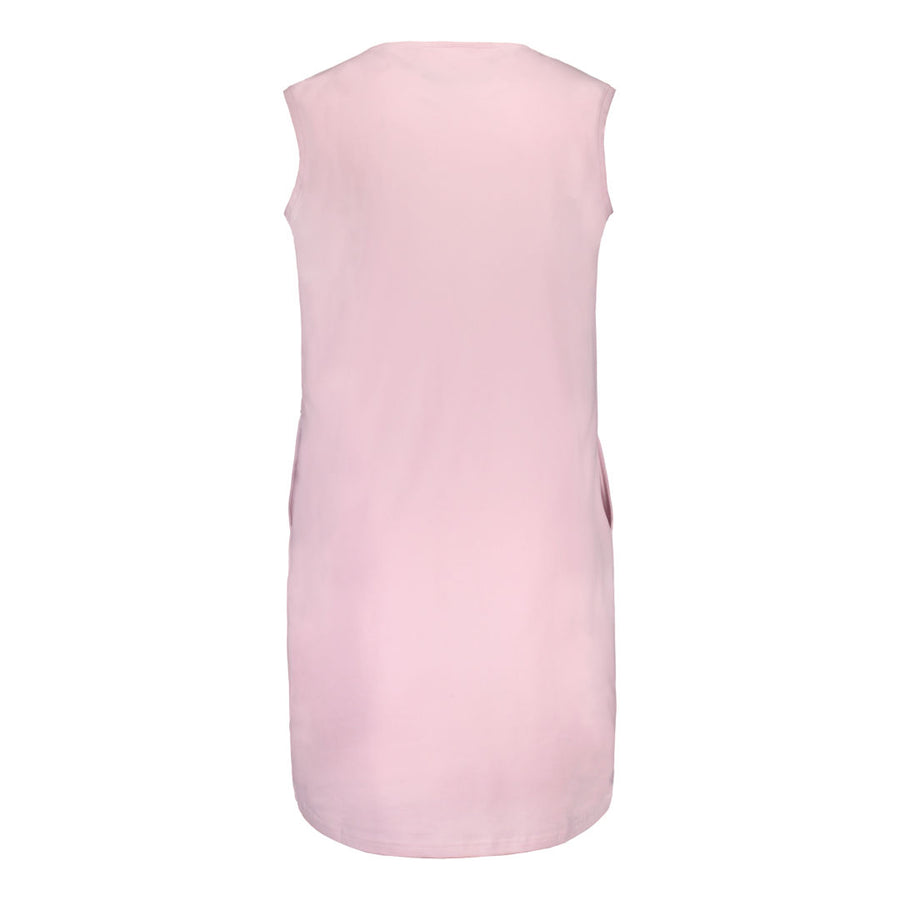 Raiski Vinny Women's Pluse Size Dress Pink