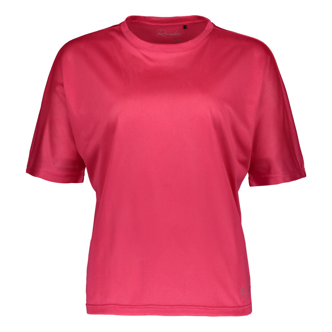 Raiski Garen Women's T-Shirt Red