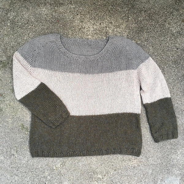 7'er sweater - My size - Dansk
