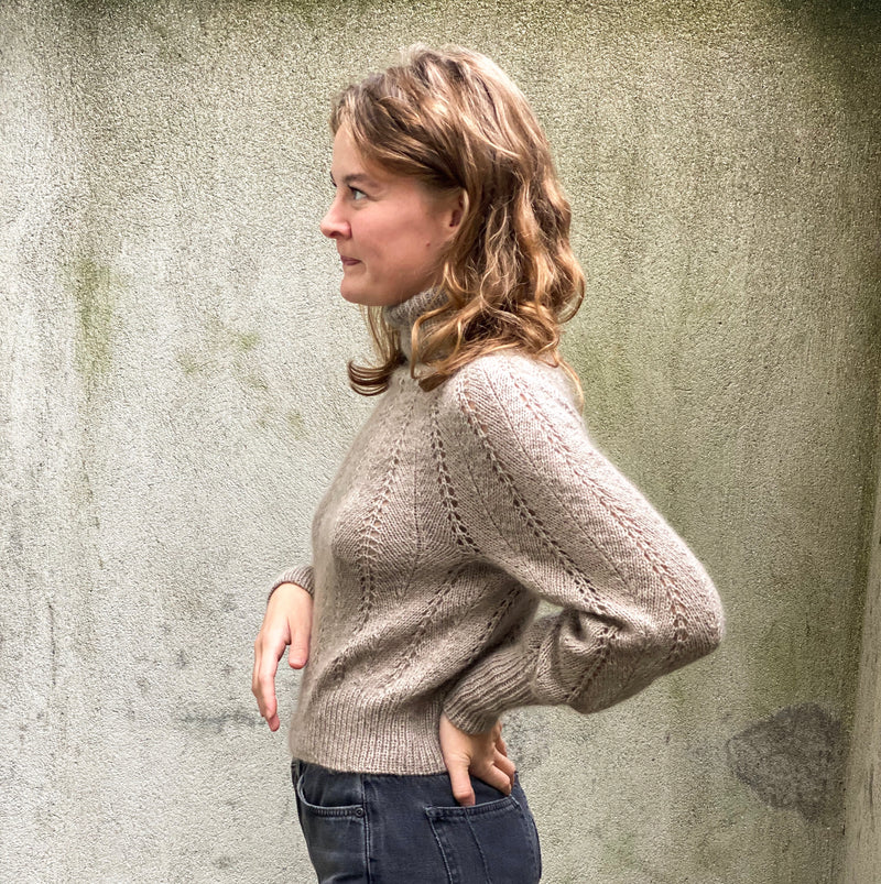 Bregne Sweater - Norsk