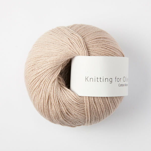 Knitting for Olive Cotton Merino - Grisling