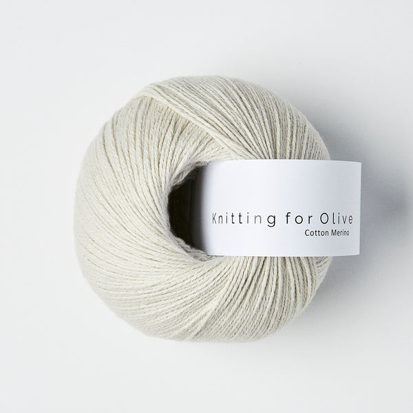 Knitting for Olive Cotton Merino - Kit
