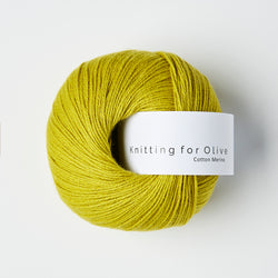 Knitting for Olive Cotton Merino - Pomelo