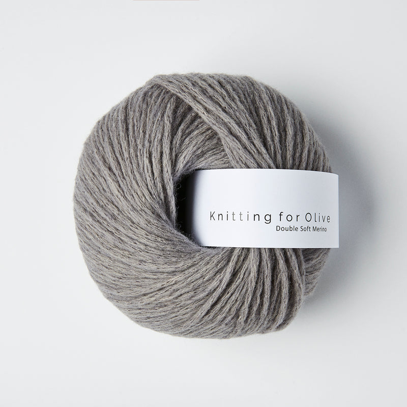 Knitting for Olive Double Soft Merino - Bly