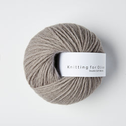 Knitting for Olive Double Soft Merino - Elefant
