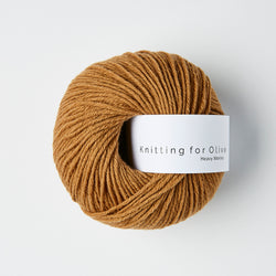 Knitting for Olive HEAVY Merino - Kamel