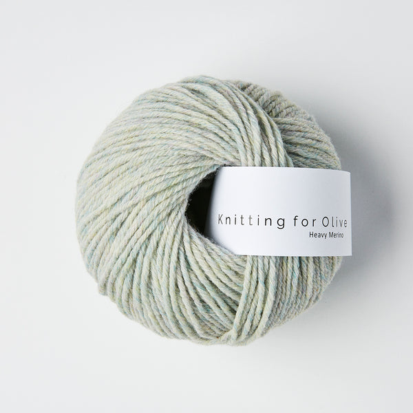 Knitting for Olive HEAVY Merino - Pudderaqua
