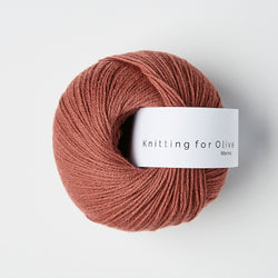 Knitting for Olive Merino - Blommerosa