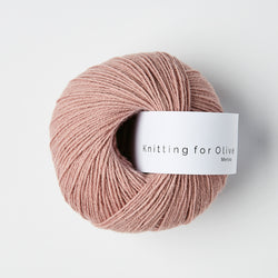 Knitting for Olive Merino - Gammelrosa