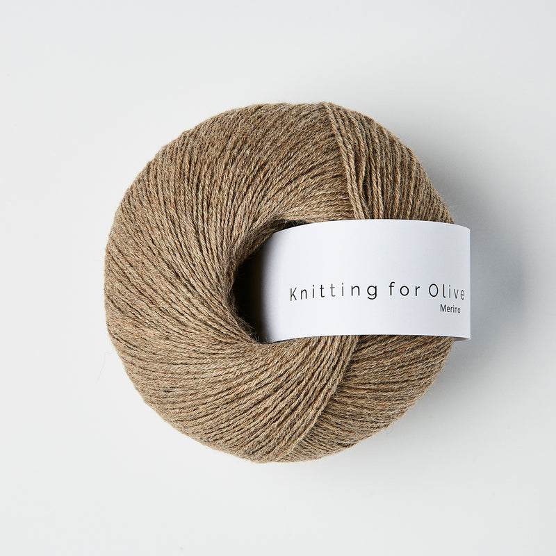 Knitting for Olive Merino - Natur