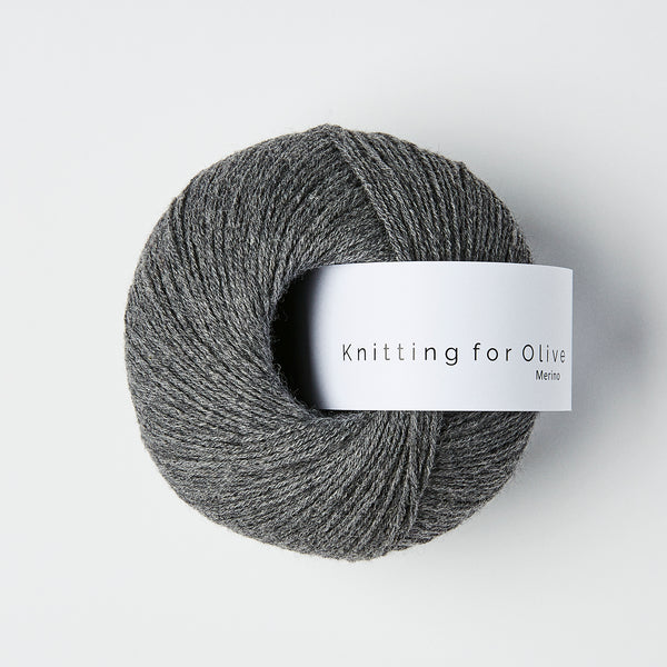 Knitting for Olive Merino - Vaskebjørn
