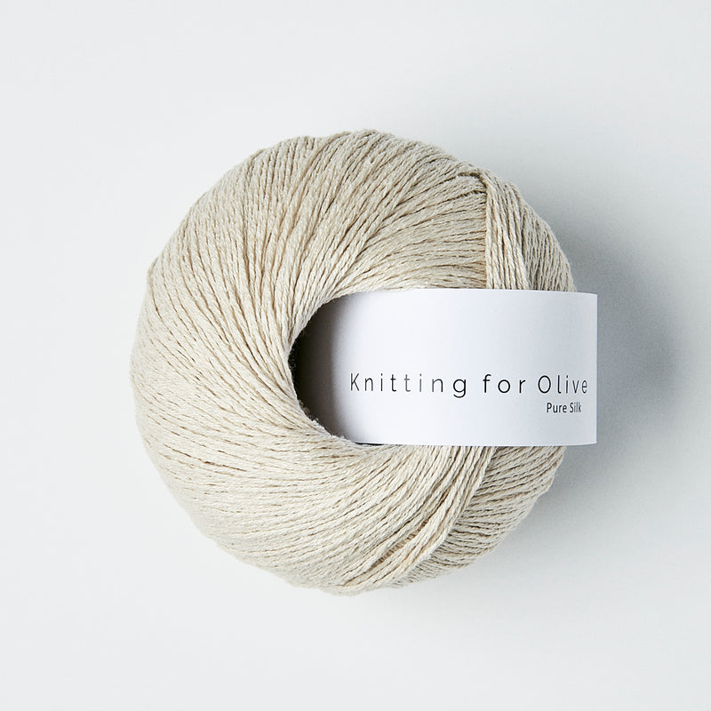 Knitting for Olive Pure Silk - Kit