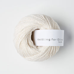 Knitting for Olive Pure Silk - Fløde