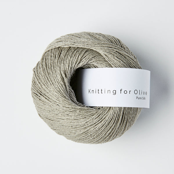 Knitting for Olive Pure Silk - Lammeøre