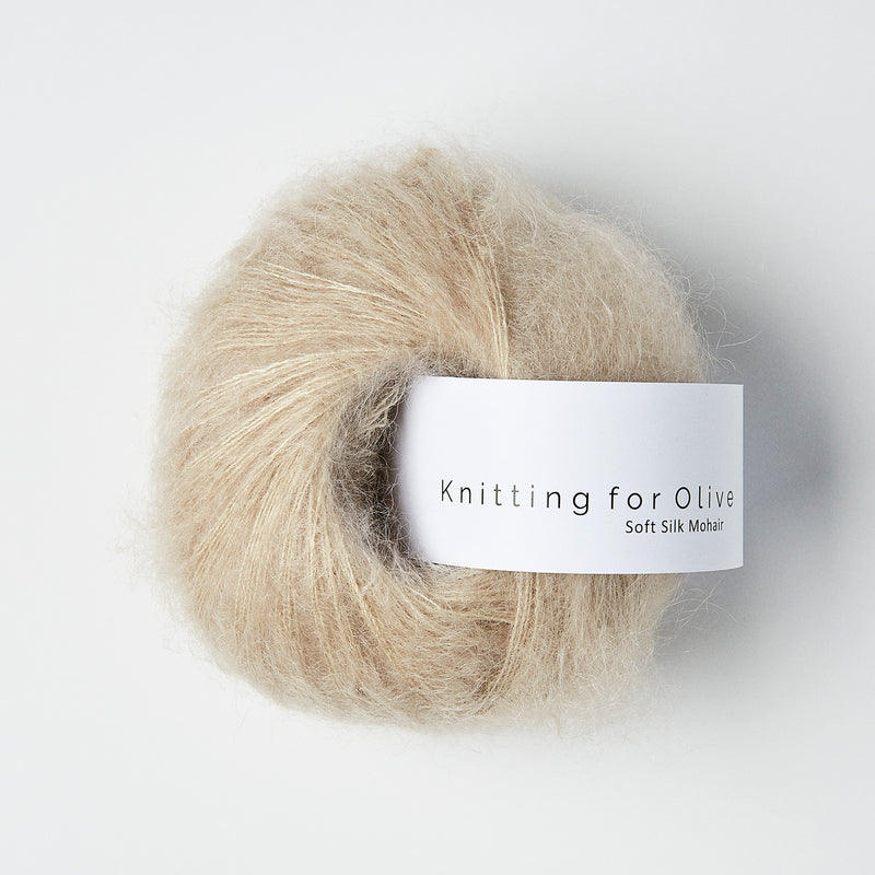 Knitting for Olive Soft Silk Mohair - Havre