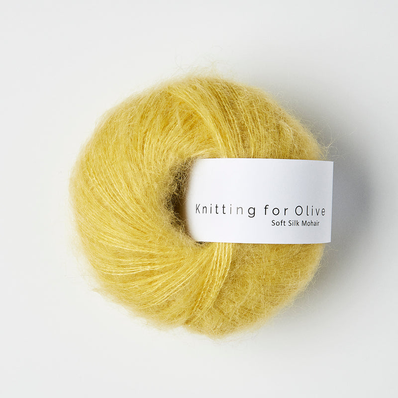 Knitting for Olive Soft Silk Mohair - Kvæde