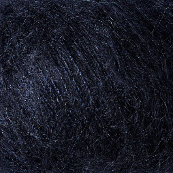Knitting for Olive Soft Silk Mohair - Marineblå