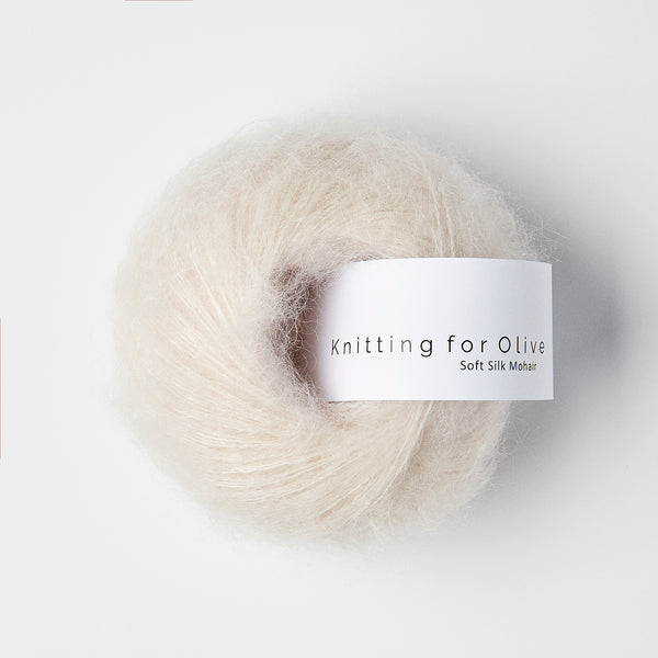 Knitting for Olive Soft Silk Mohair - Sky