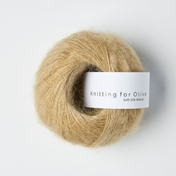 Knitting for Olive Soft Silk Mohair - Trenchcoat