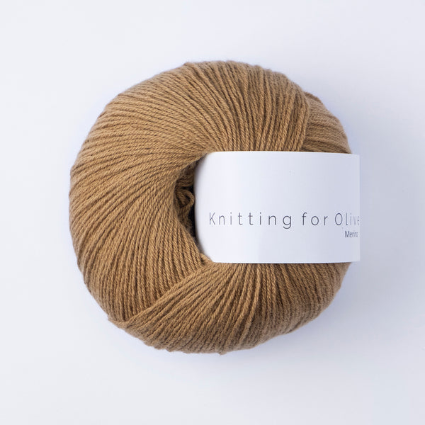 Knitting for Olive Merino - Kamel