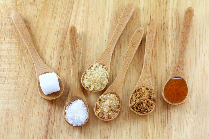 5 Healthy Sugar Alternatives