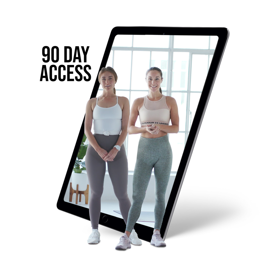 LUXE Fitness Classes - 90 Day Access