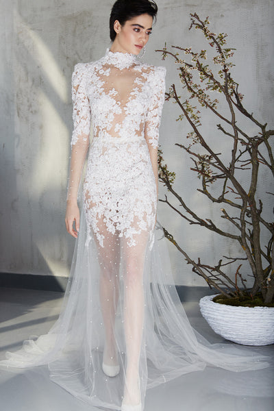 Bridal Fall - LOOK 7