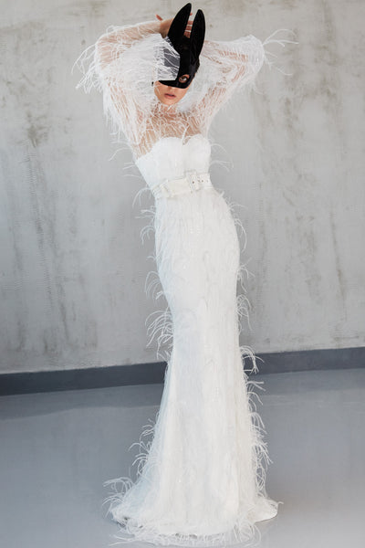 Bridal Fall - LOOK 3