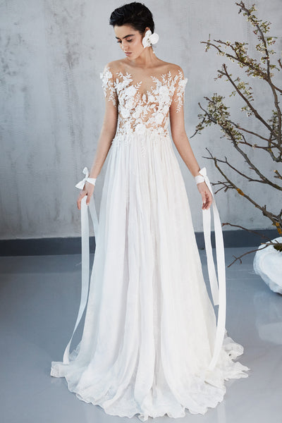 Bridal Fall - LOOK 4