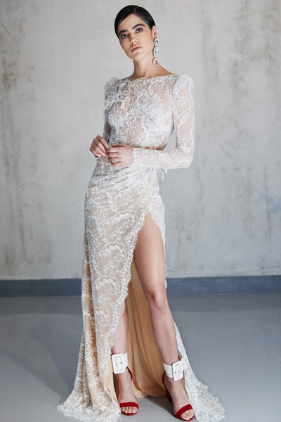 Bridal Fall - LOOK  9