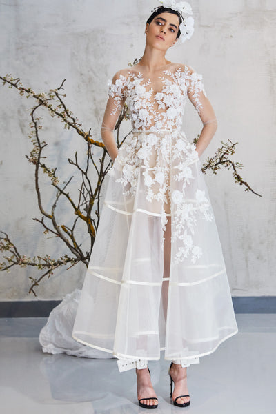 Bridal Fall - LOOK 10