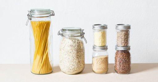 Zero-Waste - Waste-free Shopping, Food Storage and Re-usable Containers