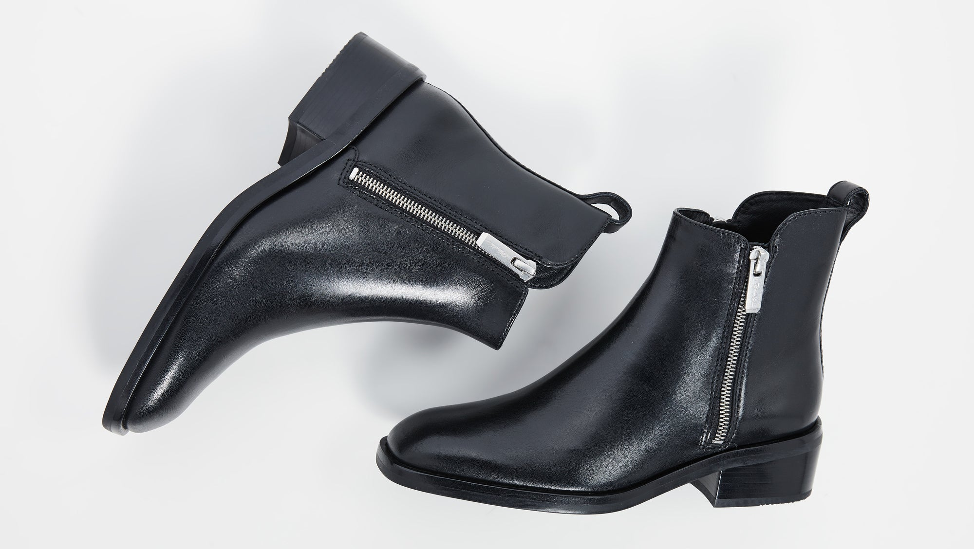 Ankle Boots - Capsule Wardrobe Collection - Quality Craftsmanship and Timeless Style