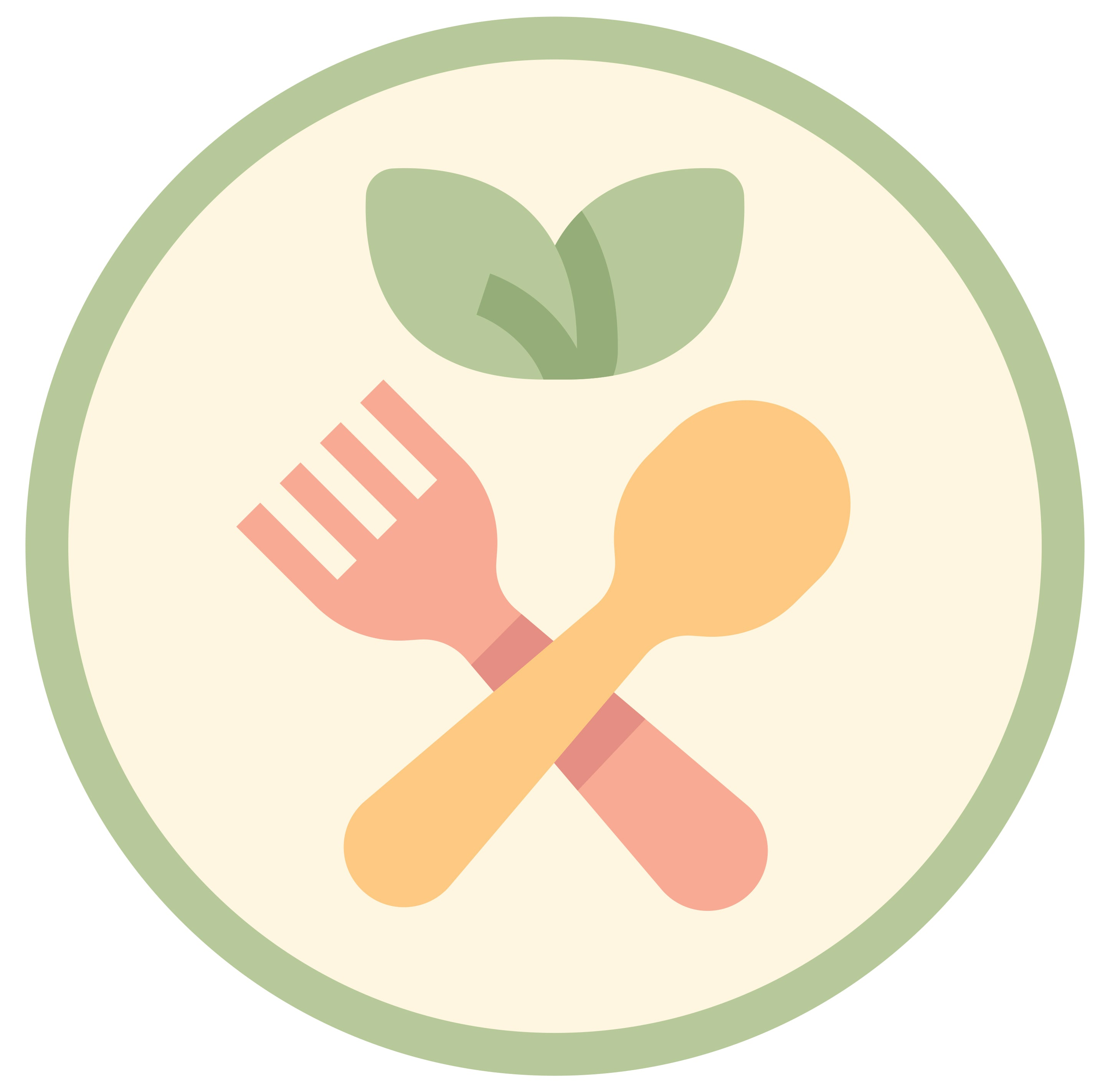 Portion Food - How To Live Sustainable - Eco Living and Sustainability Checklist
