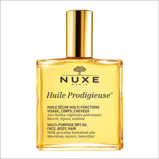 Nuxe Huile Prodigieuse product image. Recommended for Best French beauty products on ownmuse.com