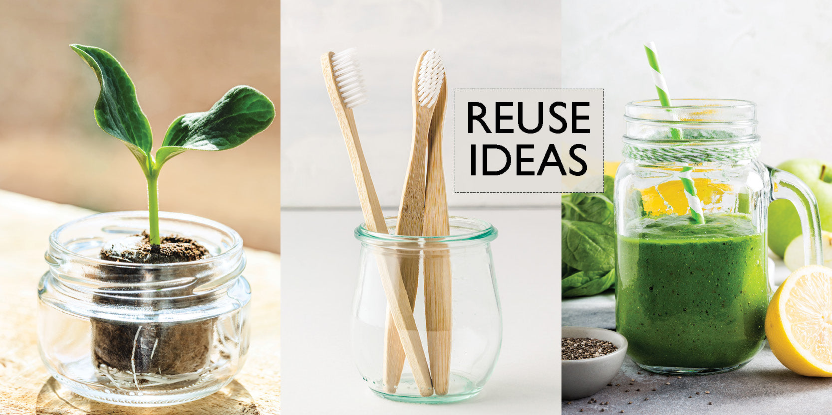 Reduce Waste At Home - Less Waste Home Ebook; Step-by-step Sustainable Living Guide