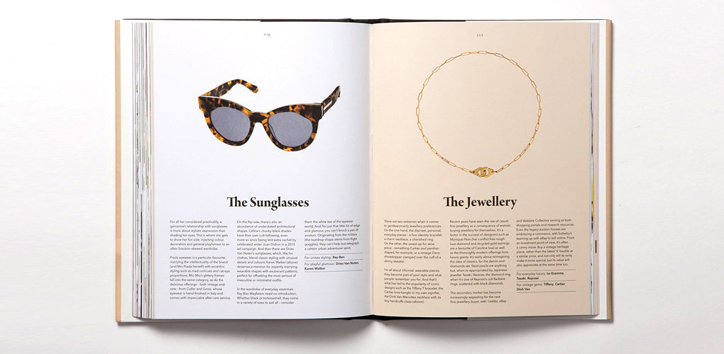 The New Garconne - How to be a modern gentlewoman style book review ownmuse.com