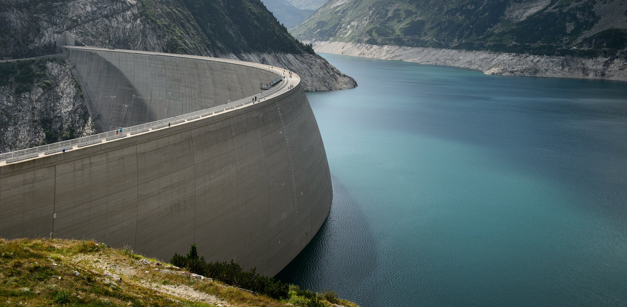Dams - About - Filtration, transportation, energy use and fresh water source