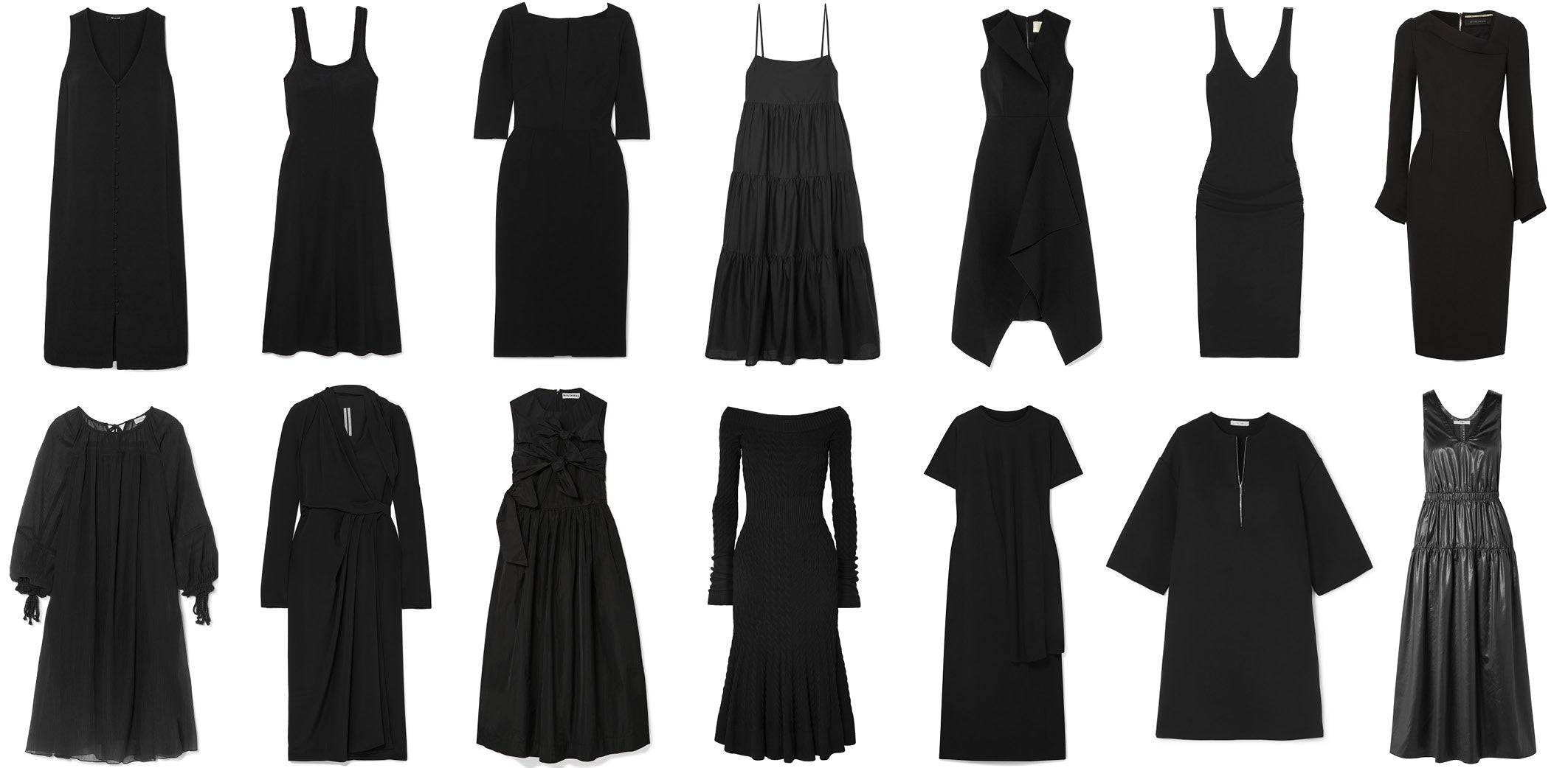 Black dresses own muse ownmuse