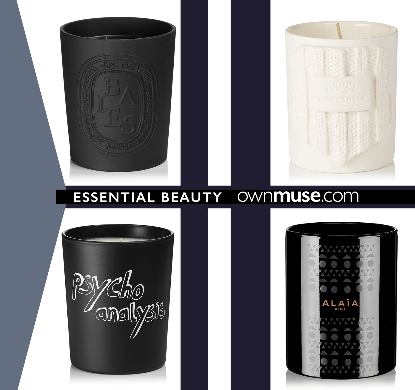 Candles - Beauty essentials