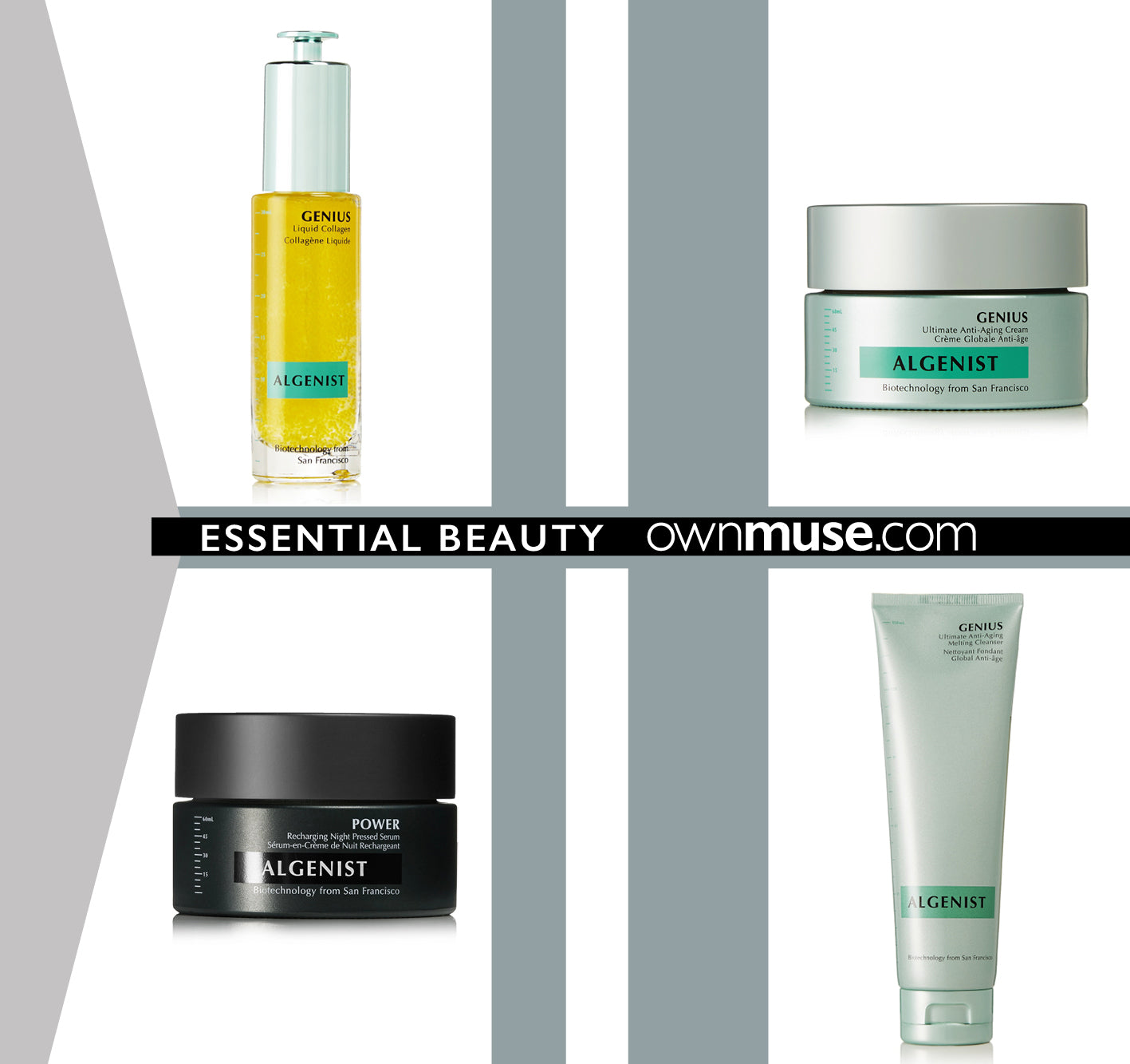 Daily skincare routine beauty essentials