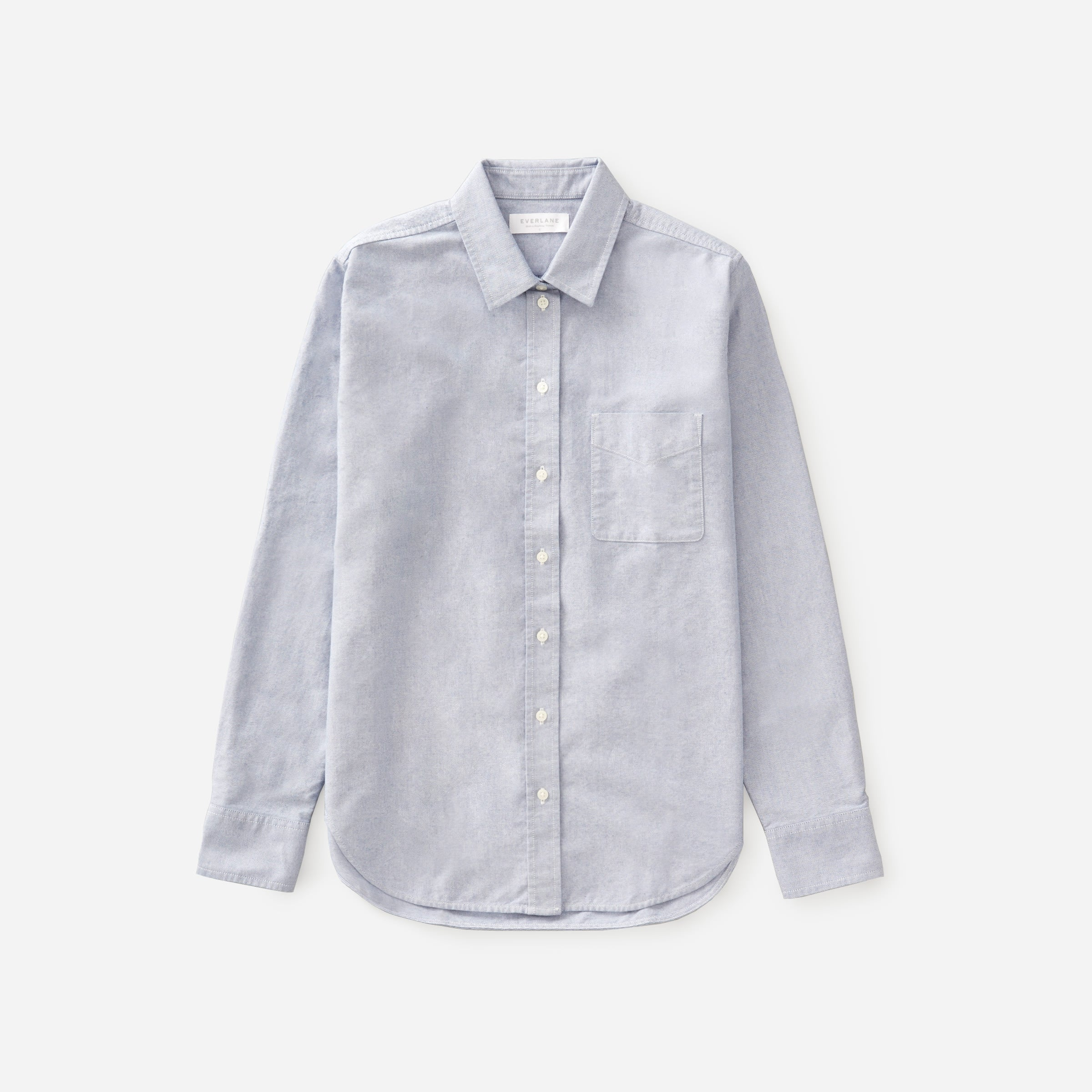 Everlane - Japanese oxford tailored shirt