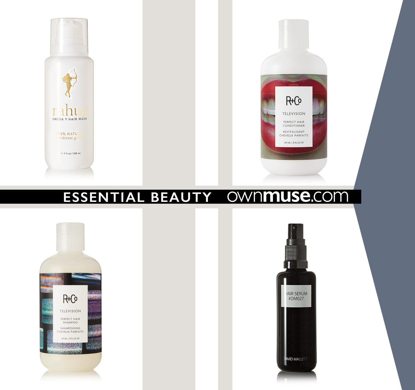 Hair-care - Beauty essentials