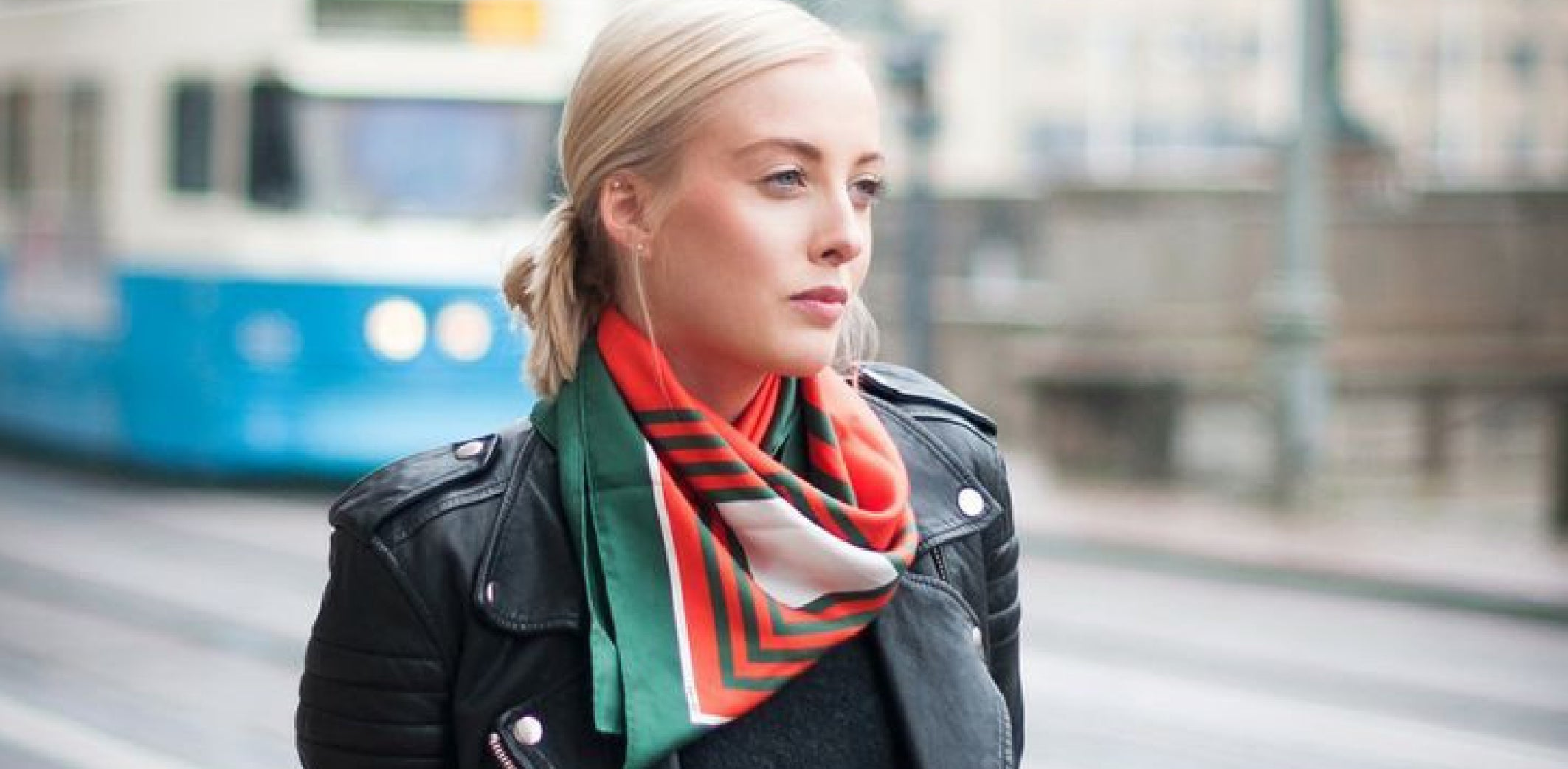 How to wear a scarf - Scarf Styling Ideas