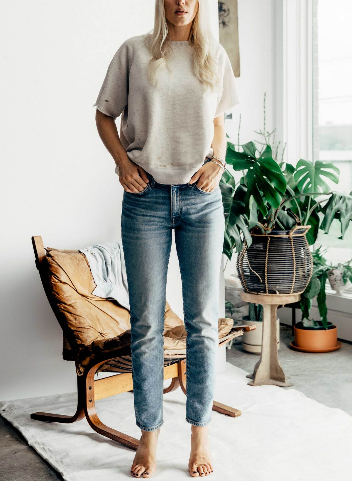 Jeans Review: Capsule Wardrobe Denim Made To Last