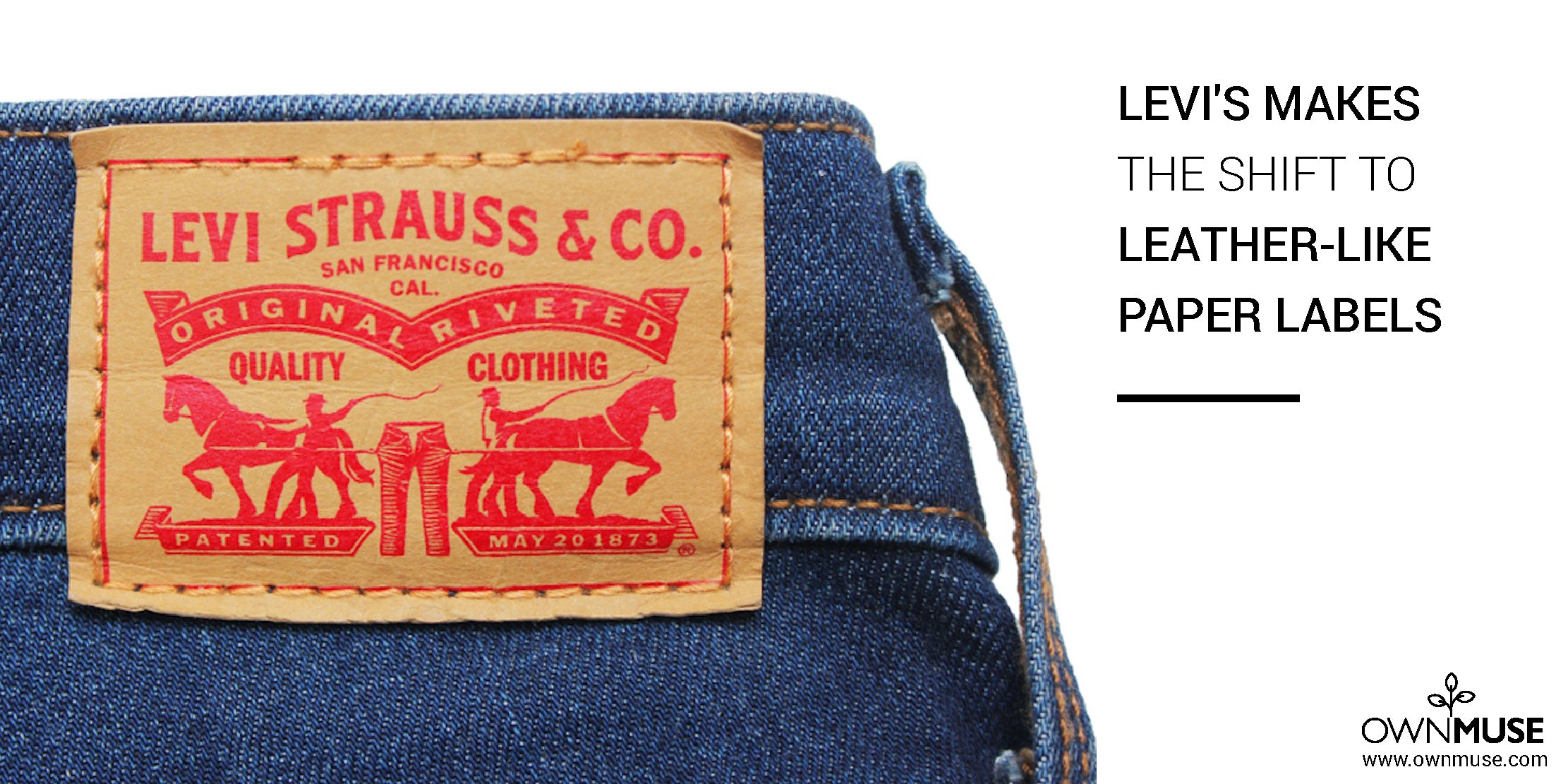 levi-vegan-labels to replace leather