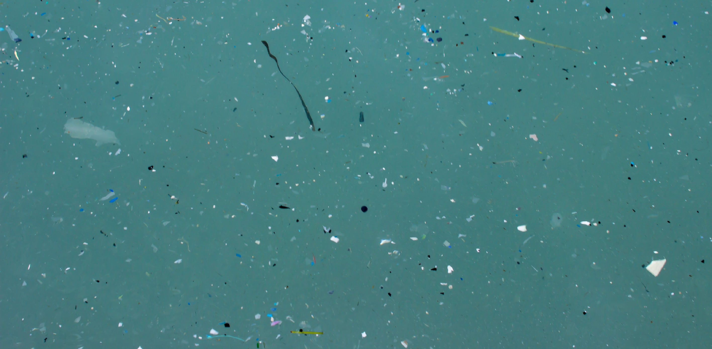 microplastics plastic oceans and beaches