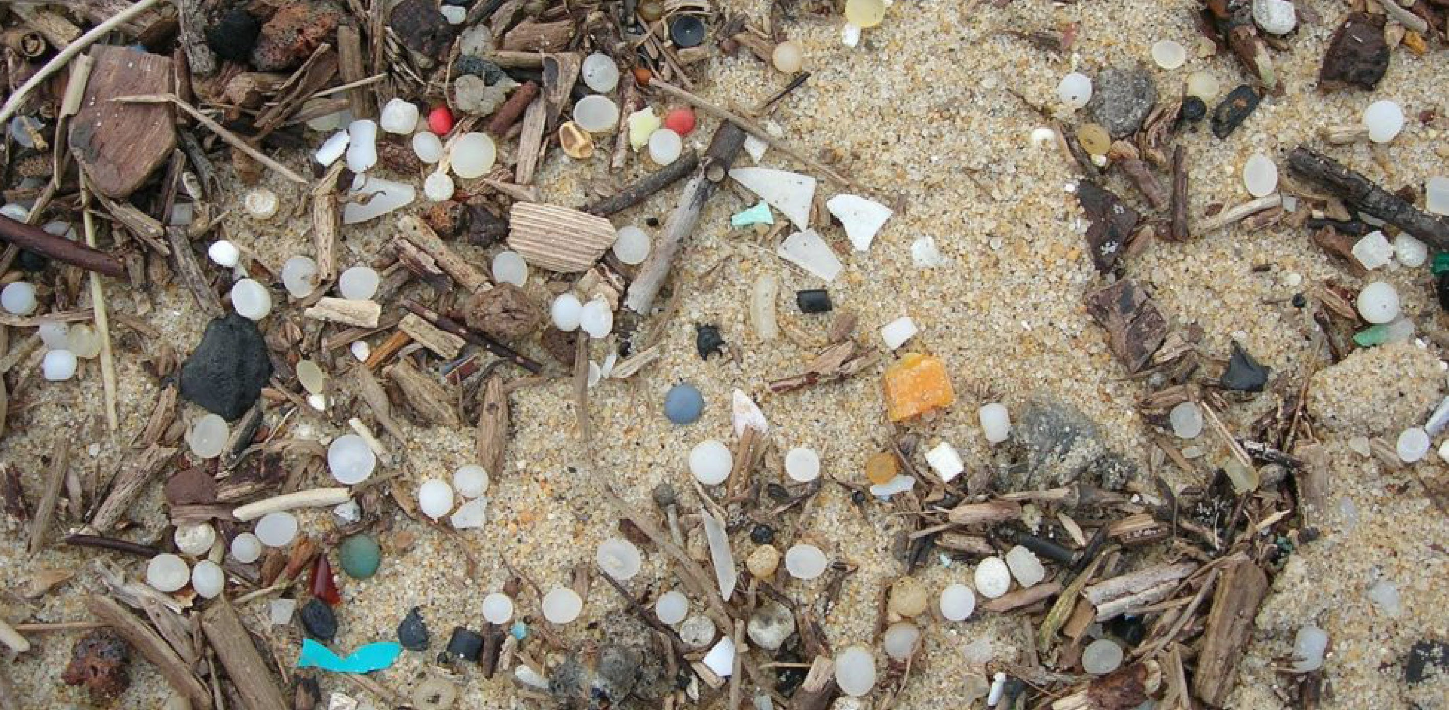 Nurdles - Plastic oceans and beaches
