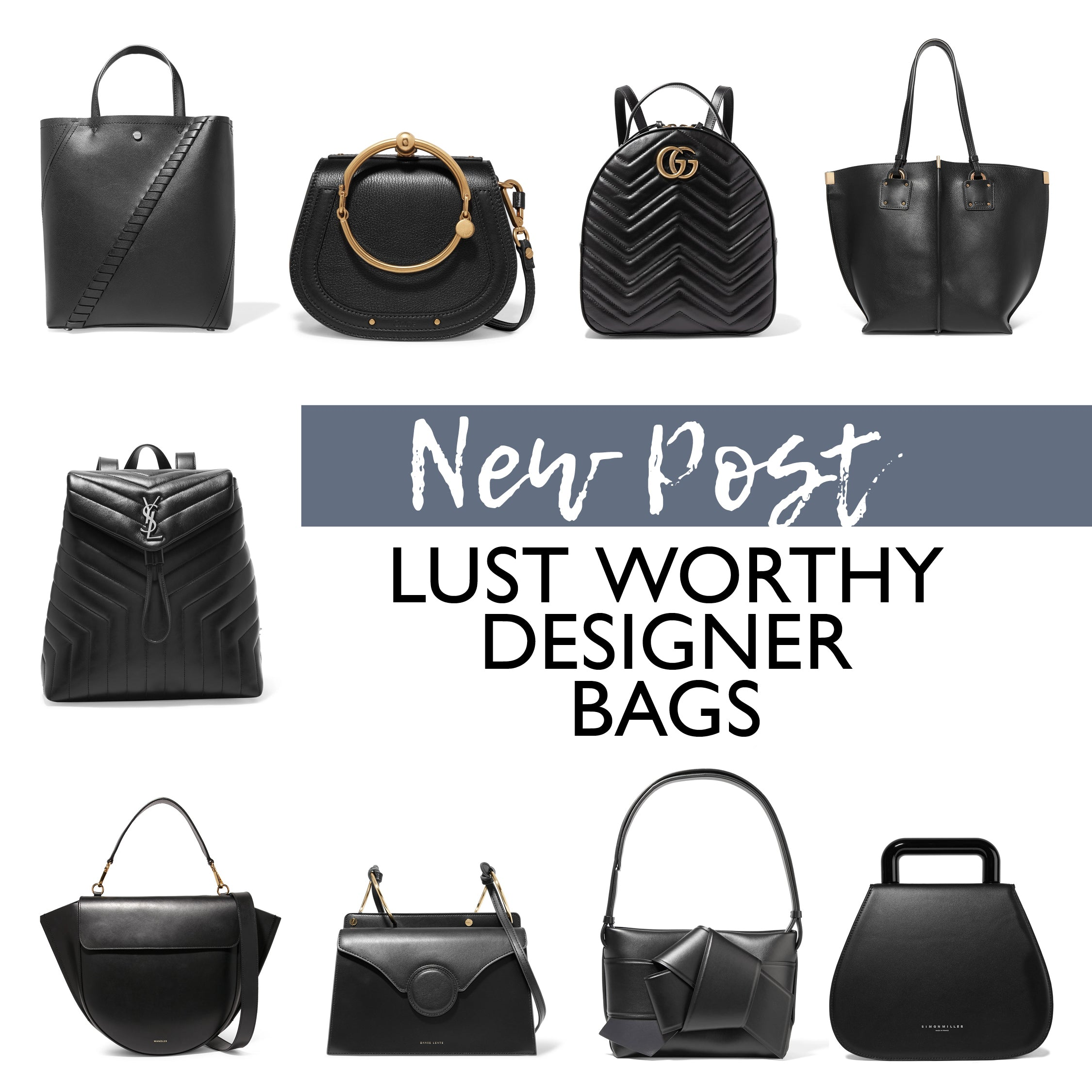 Crossbody Shoulder Bag - Must-have Everyday Bags